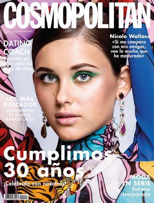 Revista Cosmopolitan octubre