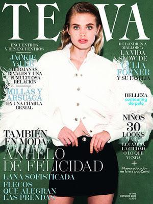 Revista Telva octubre