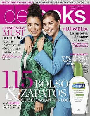 Revista y regalo Delooks octubre