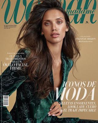 Revista Woman octubre