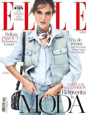 Revista Elle octubre