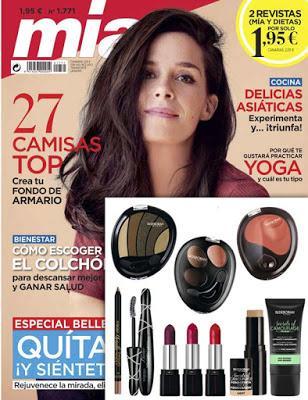Suscripción Revista Mia octubre