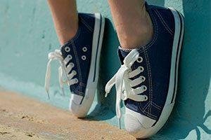 Plantillas infantiles para zapatos