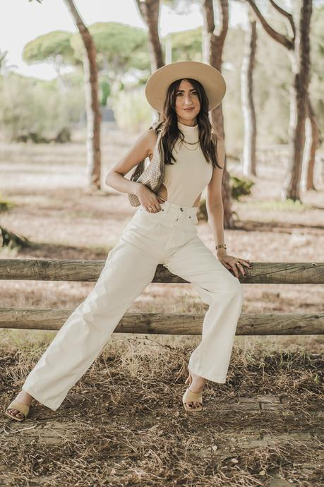 PANTALON WIDE LEG ZARA - TENDENCIAS 2020 2021