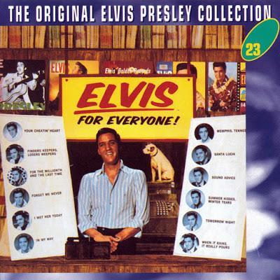 Elvis Presley - Memphis, Tennessee (1965)