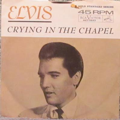 Elvis Presley - Crying in the chapel (1965)