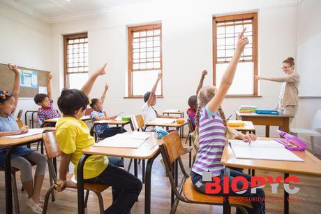 Biopyc destaca la importancia de las desinfecciones en centros educativos y deportivos