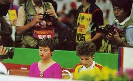 24 años de historia olímpica