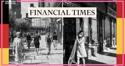 The Financial Times, duro con la recuperación a dos velocidades, comparando la Madrid de Ayuso con Frankfurt.