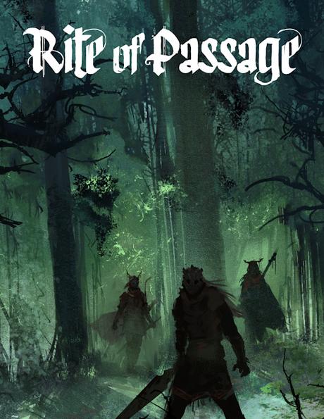 Rite of Passage, aventura gratuita para Sybaroum RPG