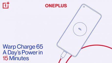Warp Charge 65: la carga más rápida de OnePlus