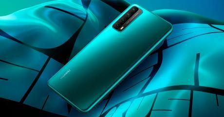 El sorpresón: nuevo Huawei P Smart 2021 con gran batería, diseño renovado y cuatro cámaras