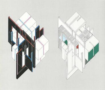 Mario Gandelsonas, Lingüística en arquitectura