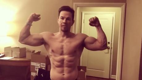 entrenamiento de Mark Wahlberg