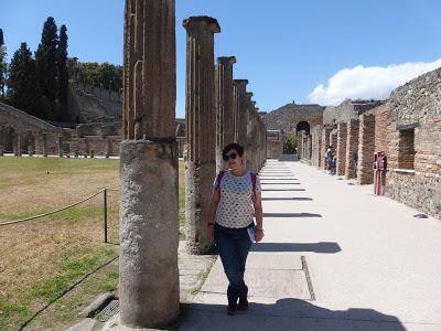Guía para visitar Pompeya.