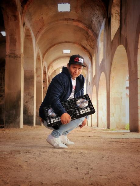 Despide a Alex Ortiz, reconocido DJ potosino
