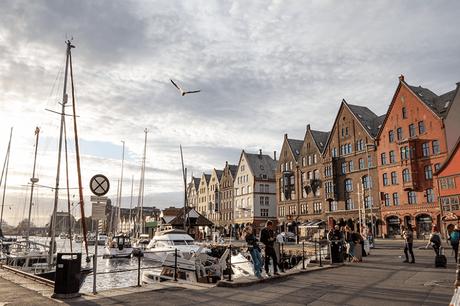 Bergen, la vida más allá de los fiordos