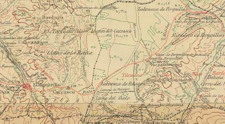 Pistas militares de la Guerra Civil (IV): El Membrillo