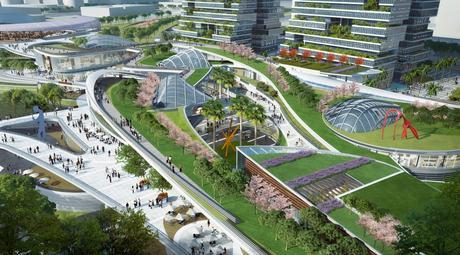 OCT Bao'an  Shenzhen, People Republic of China / Laguarda Low Architects