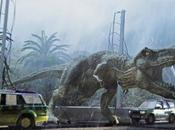 "Johnston habla ""jurassic park"""