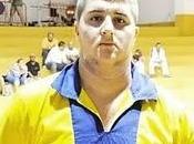 Marcelo Guerra (Guanarteme) Alberto Ortega Arinaga) campeones 2011 lucha canaria Gran Canaria Cadete pesos