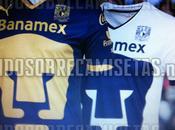 Estas serán nuevas camisetas Pumas UNAM: 2011-2012