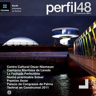 Perfil48 revista online de arquitectura paperblog for Revistas de arquitectura online