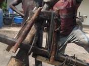 Chukudu, transporte 'made Congo'