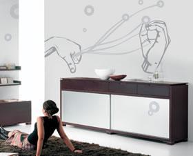 Vinilos decorativos econ micos paperblog for Vinilos decorativos economicos