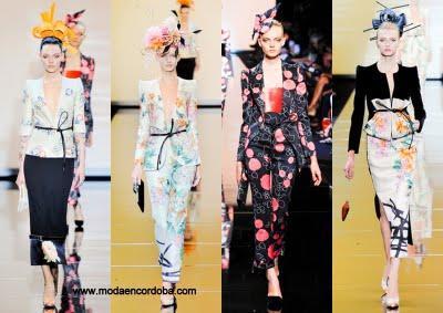 Moda y Tendencia Invierno 2011/2012.Armani Prive.