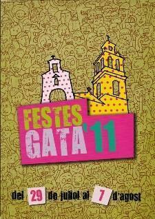 Gata de Gorgos. Fiestas Patronales del Cristo del Calvario 2011