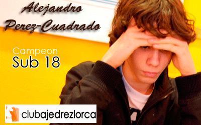CAMPEONATO ESPAÑA SUB 18: (Alcaraz y Perez-Cuadrado en directo)