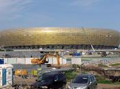 concluye construcción estadio Gdansk para Eurocopa 2012