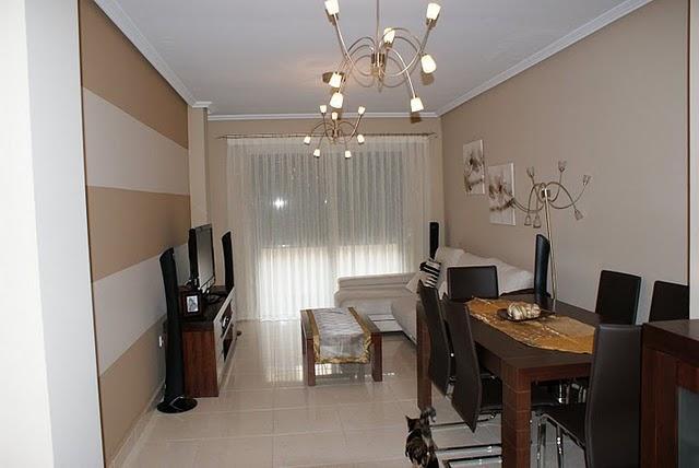 T preguntas sugerencias de colores para las paredes y eliminar moldura del techo paperblog - Salones con muebles oscuros ...