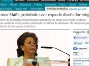 Rita Barbera Cárcel Ropa Telegraph error