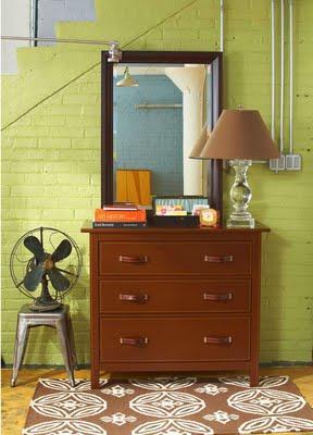 Una cómoda, tres ideas de DIY