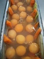 Huevos Moldeados Caseros