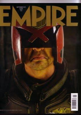 Remesa de fotos de 'Dredd', el remake de 'Juez Dredd'