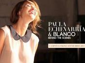 Paula Echevarría para Blanco (Primeras imágenes Video 'Behind Scenes')