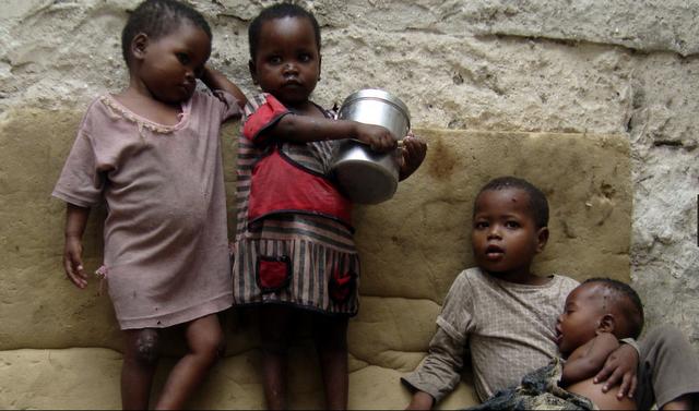 Cuerno de África, espacio de desolación y muerte