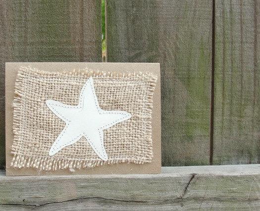 con tela de saco paperblog