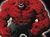 Hulk Rojo- Tierra Arrasada