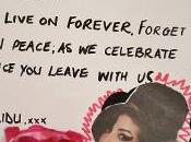 Fanáticos alcoholizados Winehouse causan destrozos afueras casa