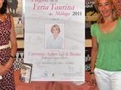 Presentado cartel Pregón Esperanza Aguirre para Feria Taurina Málaga 2011