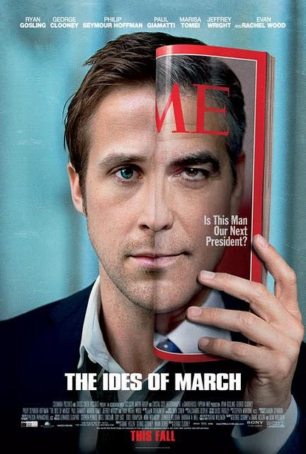 Póster y trailer de The Ides of March de Geogre Clooney