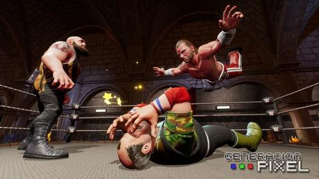 ANÁLISIS: WWE 2K Battlegrounds
