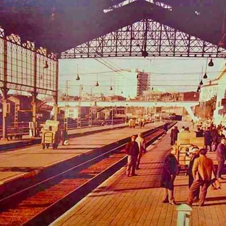 Crónicas del Campo Santo, Nº 11. ¿Cuándo pasa el tren?