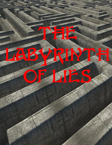 The Escape From Innsmouth y The Labyrinth of Lies, de Tales By Bob