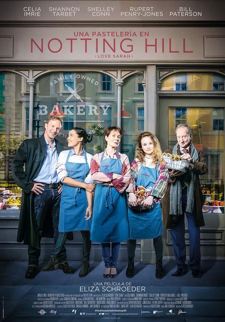 Crítica: Una pastelería en Notting Hill de Eliza Schroeder