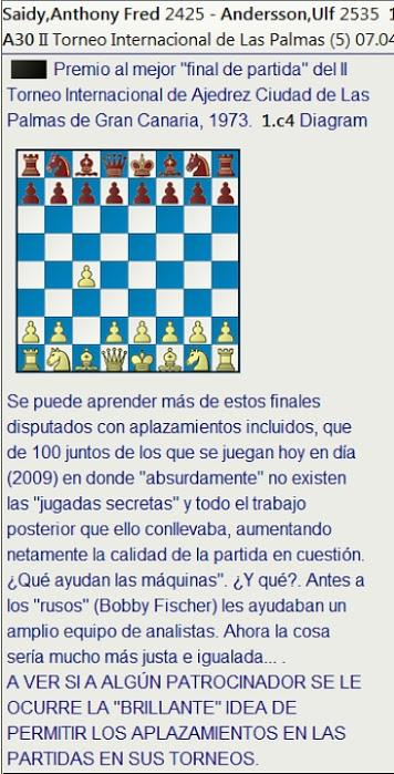 Grandes combates canarios (13) - Saidy vs Andersson, Las Palmas (5) 1973